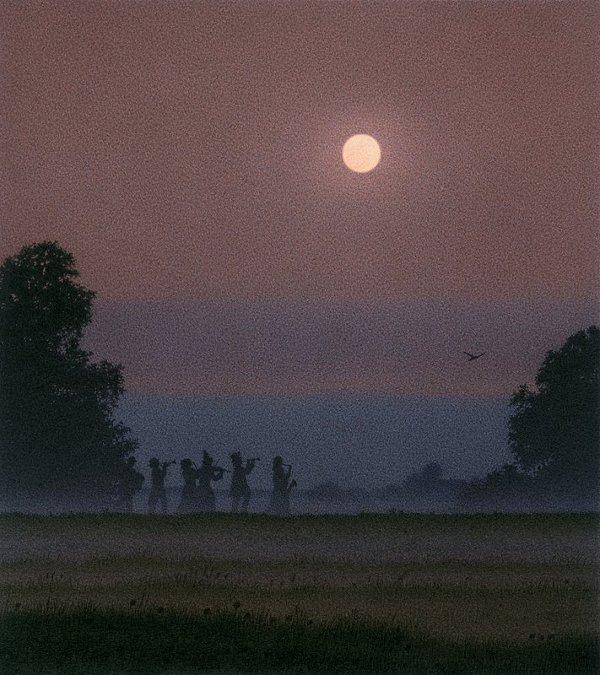 Quint Buchholz - Die Mondscheinmusikanten (Księżycowi muzykanci)